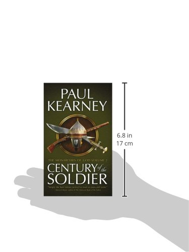 The Century of the Soldier (The Monarchies of God)