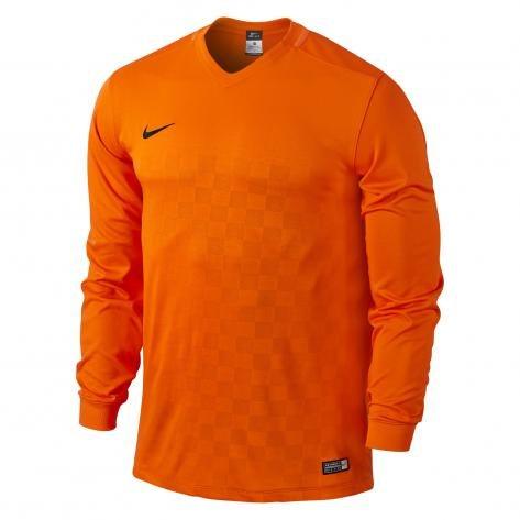 Nike Long Sleeve Top YTH Energy Iii Jersey, Bambini, Jersey Energy III, arancione - Arancione Nike Jersey