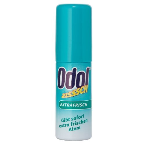 5Pack Odol Extra Frisch Mundspray 5x 15ml