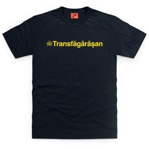 PistonHeads Trans T-Shirt, Herren Schwarz