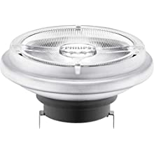 Philips LED-Leuchtmittel, Plastik, GX5.3, 15 W, Silber