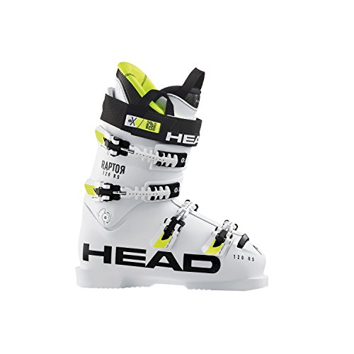 Head RAPTOR 120S RS WHITE - - 28,5