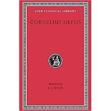Cornelius Nepos (Loeb Classical Library)