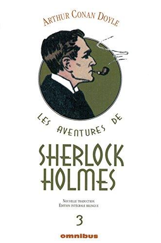 Les Aventures de Sherlock Holmes - Tome 3 (n. éd.) (03)