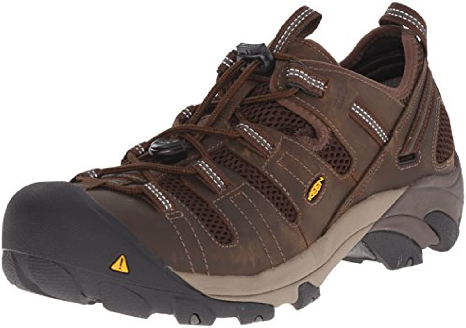 Keen Utility Men's Atlanta Cool Soft Toe ESD Work Boot