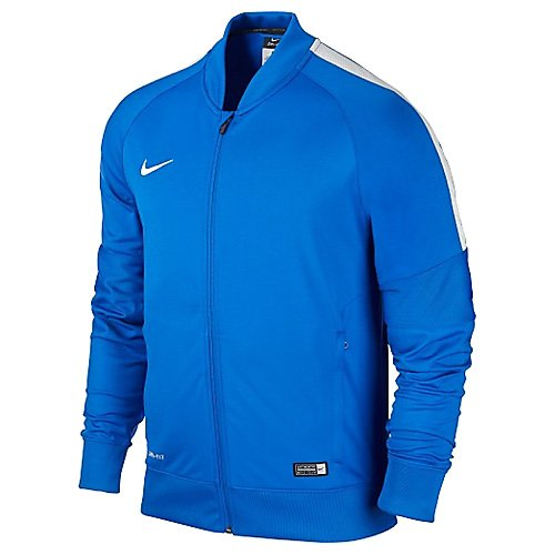 Nike Squad 15 Sideline Polyesterjacke Herren Blau (Blue / White)