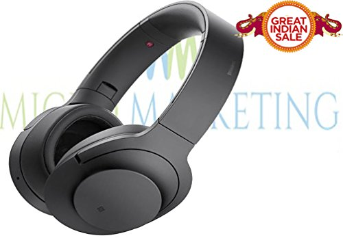 Stunning Stereo Bluetooth + EDR headset with TF ( SD Card ) / Powerful FM Receiver / Optional 3.5mm cord connect / Compact Fold mechanism-MM-BT-HS-35-Midnight Matte Black