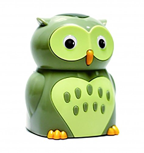 Eagle EG-5019 Owl Cartoon Electric Pencil Sharpener