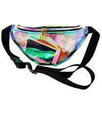 Generic RVS Newly Imported Home Transparent Waist Pack Bum Beach Storage Bag-Parent