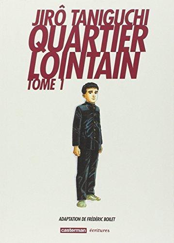 Quartier lointain, Tome 1 : by Jiro Taniguchi (2002-09-27)