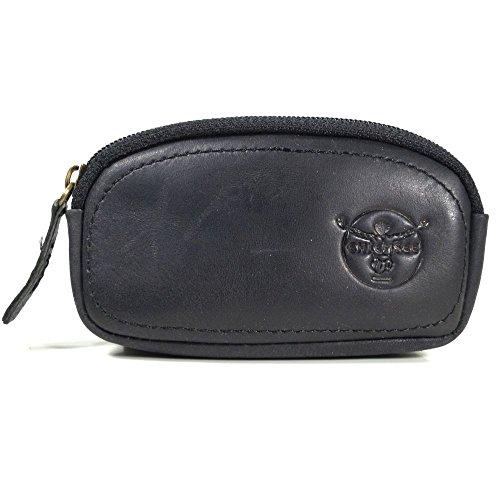 Chiemsee Schlüsseletui Vintage Schwarz 64057-0100 Schlüsseltasche Schlüsselanhänger Portemonnaies