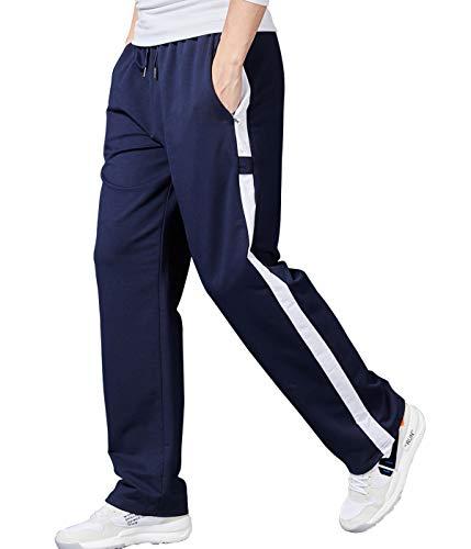 Lachi Pantalones Chandals Hombre Pantalón Deportivo Largos Algodón