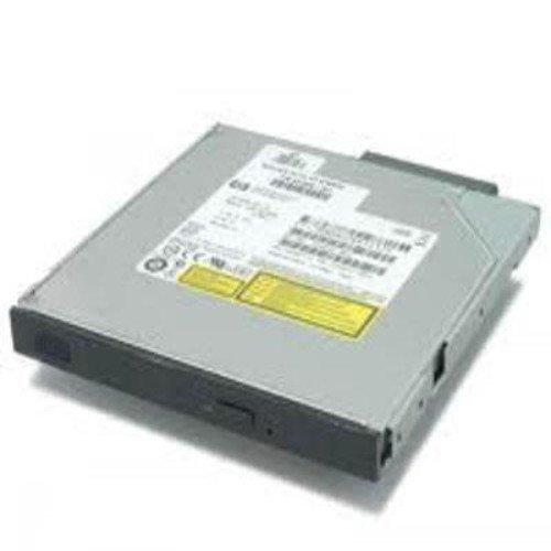 IDE slimline DVD-ROM Optisches Laufwerk (Carbon schwarz)–8x DVD-ROM Lesen, 24x CD-ROM Lesen, 68-pin-Anschluss, 12,7mm (1,3cm) Höhe–DL580G3, DL380G3, DL360G3 (68-pin-laufwerk)