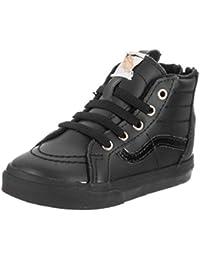 98cfeade5 Vans Los niños pequeños Sk8-Hi Zip (MTE) del patín de Zapatos 8