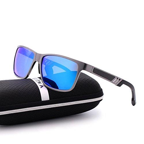 ELITERA de magnesio y aluminio polarizadas de los hombres gafas de sol para  la conducción deportiva 0c24ea9a98f0
