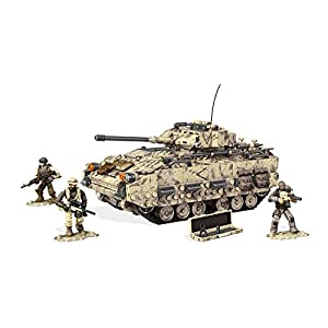 Call Of Duty – Mega Bloks Tank Wüste