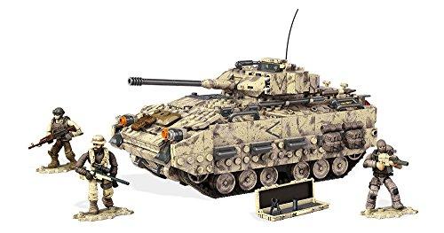 Call Of Duty – Mega Bloks Tank Wüste