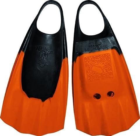 Wave Gripper Palme de plongée Orange/Noir Taille M
