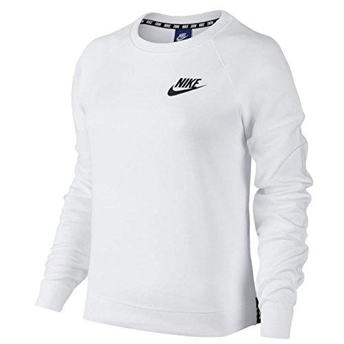 078bc3e660be27 ᐅᐅ  Nike Pullover Weiss Test   Vergleich 03   2019