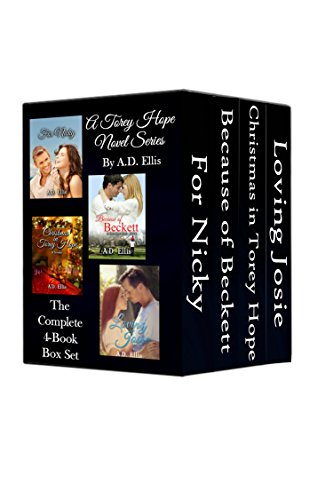 ebook: A Torey Hope Novel Series: The Complete 4-Book Box Set (B00T27QFO2)