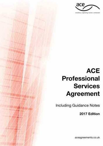 ACE Professional Services Agreement (Ace Engineering)