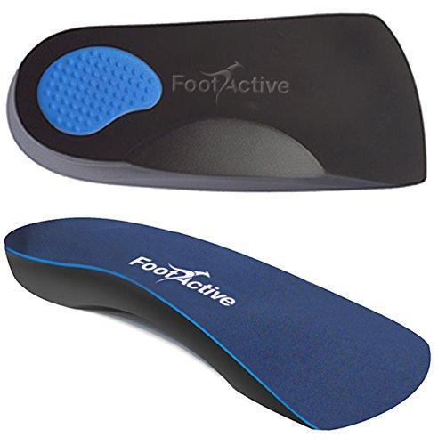 Casual Schuhe (FootActive CASUAL - Bei Fersensporn und Fußproblemen - 39-41 (Small))
