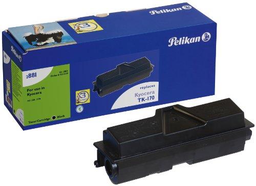 Pelikan 2881 Toner-Kit ersetzt Kyocera TK-170, 7200 Seiten, schwarz -
