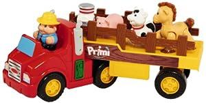 Giochi Preziosi CCP23154 - Tractor con Figura de Granjero y Animales
