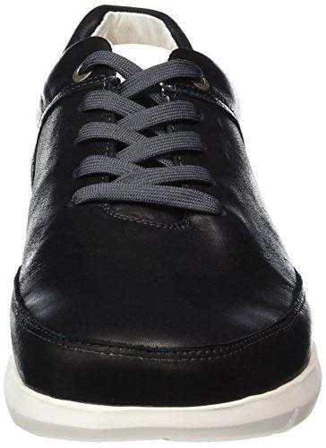 Birkenstock Illinois Herren, Sneakers basses homme Noir (Black)