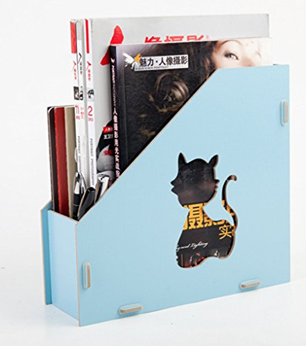 bao-core-thicker-diy-wooden-case-expanding-file-foler-book-magazine-notebook-holder-frame-cat-hollow