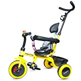 GoodLuck Baybee Trikes Baby/Kids Cycle | Tricycle with Parental Adjust Push Handle