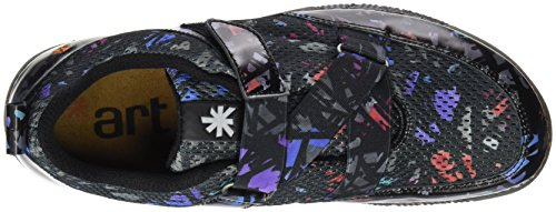 The Art Company 1132 Fantasy I Express, Sneakers Homme Noir (Black Chaos)