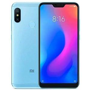 "Xiaomi Mi A2 Lite 5.84"" SIM Doble 4G 3GB 32GB 4000mAh Azul - Smartphone (14,8 cm (5.84""), 3 GB, 32 GB, 12 MP, Android, blue)"