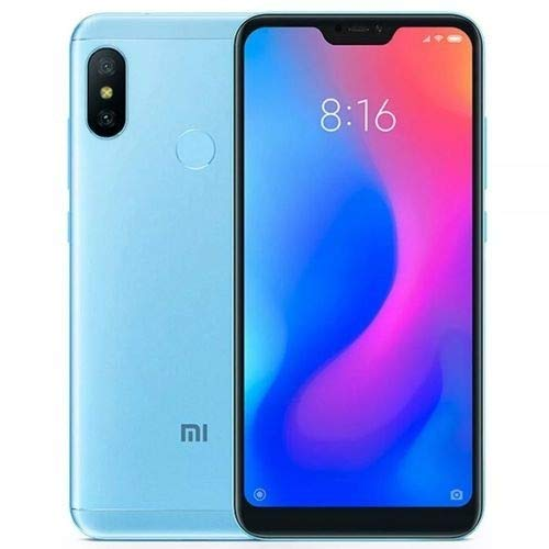 Xiaomi Mi A2 Lite 5.84' SIM Doble 4G 3GB 32GB 4000mAh Azul - Smartphone (14,8 cm (5.84'), 3 GB, 32 GB, 12 MP, Android,...