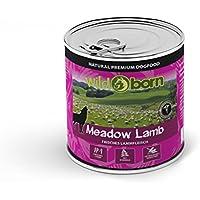 Wildborn Meadow Lamb Nassfutter mit Lamm 6 x 400g