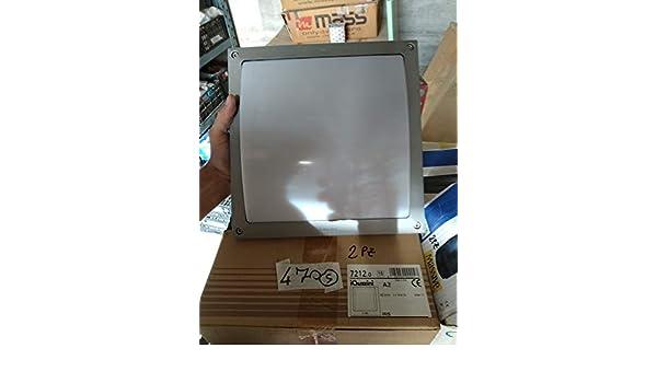 Plafoniere Per Esterno Guzzini : I guzzini plafoniera interno e esterno misura 30x30 modello iris due