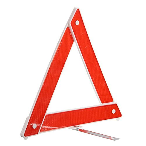 TOOGOO(R) Reflektieren Warndreieck Warnsignal Dreieck Auto Notfall Pannenwarndreieck Dreieck