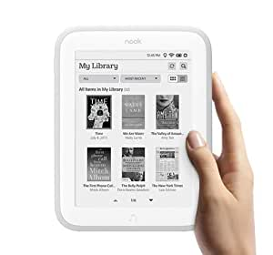 Barnes & Noble Nook Glowlight Ebook Reader 4GB (Bnrv500)
