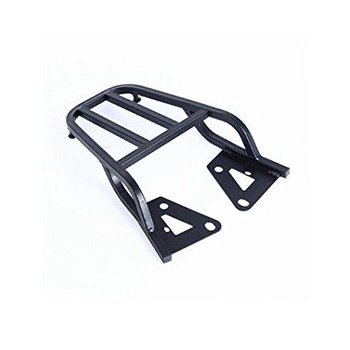 Ocamo Motorrad Hinten Ablage für MSX125Honda M3Motorrad Elektrische Fahrzeug Leic Box Schwanz Fin Square Tube (Hollow)