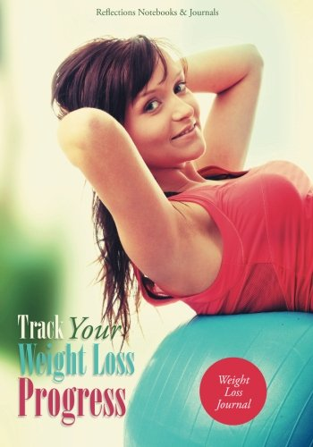 Track Your Weight Loss Progress Weight Loss Journal por Reflections Notebooks & Journals
