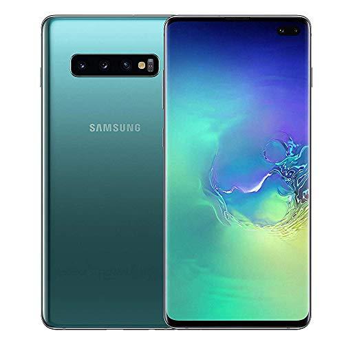 Samsung Galaxy S10+ 128 GB Hybrid-SIM Android Smartphone - Green (UK Version)
