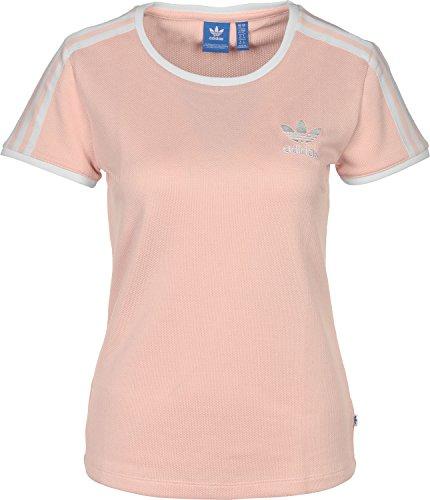 t-shirt adidas rosa