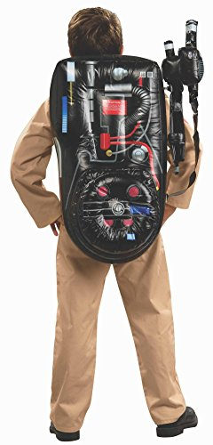 Ghostbusters Kostüm - Ghostbusters 3 Inflatable Costume Backpack Child One Size