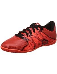 the best attitude 9f446 b8eb7 Adidas PerformanceX15.4 in - Scarpe da Calcio Bambino, Arancione (Orange  (Bold