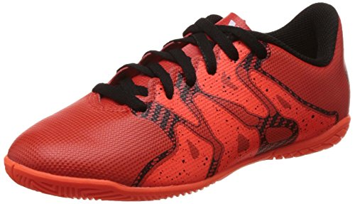 adidas Performance - X15.4 IN, Scarpe da calcio Bambino Arancione (Orange (Bold Orange/Ftwr White/Solar Orange))