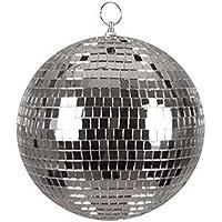 anni 70 sfera dello specchio della discoteca della decorazione del partito