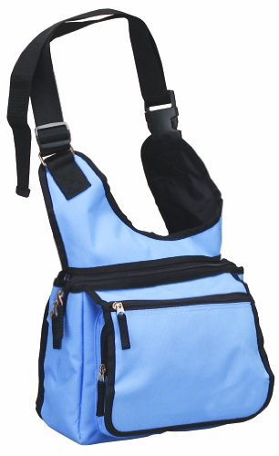 rockland-luggage-sling-messanger-bag-sky-blue-one-size