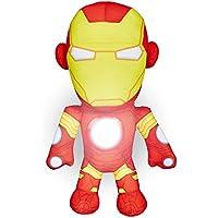 Avengers Iron Man Go Glow Light Up Soft Pal (257ANV)