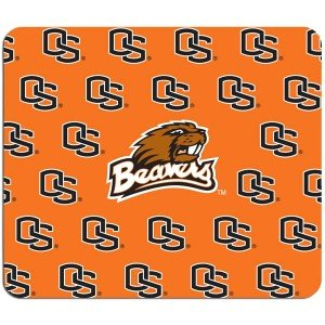 Siskiyou NCAA Oregon State Biber Grafikkarte Maus Pad