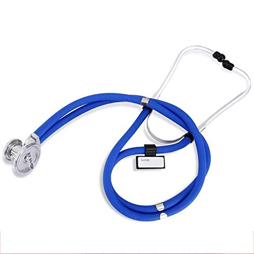 Monthyue Estetoscopio Profesional Audición En El Hogar Corazón Fetal Médico Pediatría Respiratoria...